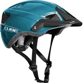 Cube CMPT lite Helmet iceblue metallic